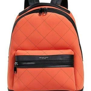 Michael Kors Odin Mens Neoprene Quilt Backpack